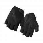 GIRO BRAVO GEL SHORT FINGER GLOVE - BLACK