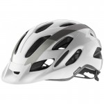 GIANT HELMET COMPEL ADULT 53-61CM WHITE / RED / GREY