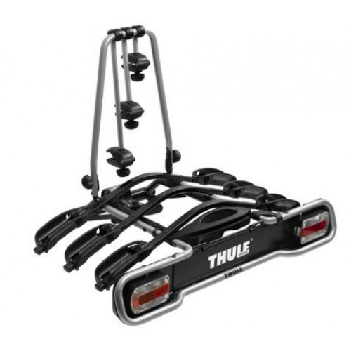 thule euroride 3 bike bicycle carrier. Black Bedroom Furniture Sets. Home Design Ideas